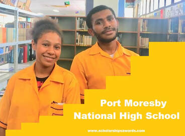 Port Moresby National High