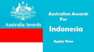 Australian Awards Scholarship for Indonesians