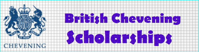 UK Chevening Scholarships